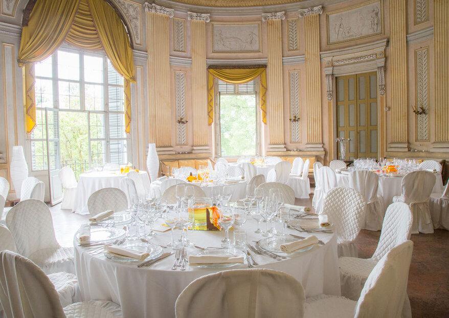Castello Saffarone: quell'eleganza tutta torinese per le tue nozze