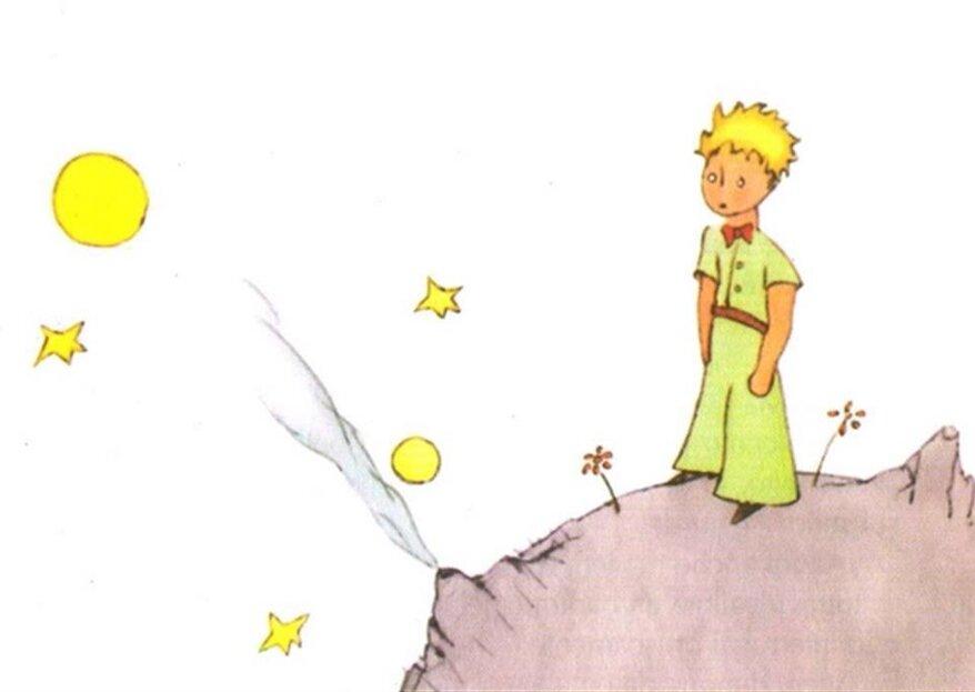 """10 frasi de """"Il Piccolo Principe"""" per personalizzare il tuo matrimonio"""