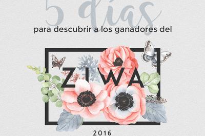 Sólo faltan 5 días para que finalice ZIWA 2016, ¿has votado?