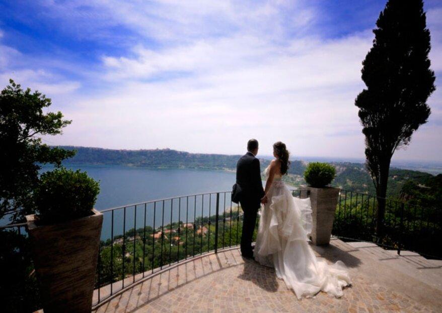 Eleganza, classe, tranquillità ed armonia: gli ingredienti del successo di Villa Pocci