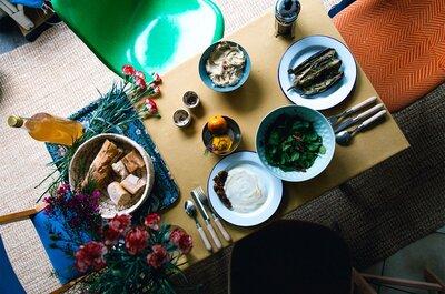 Avec nous, le goût des belles choses dans votre assiette!