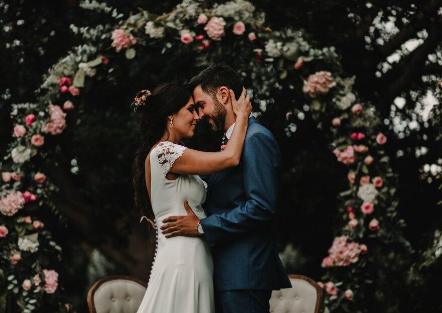 El día más feliz de sus vidas gracias a Imagine Love Cinema: la boda de Victoria y José Luis