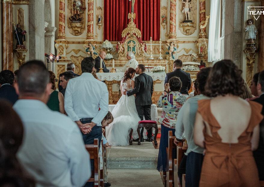 Film Art Team® Studios: o toque (extra) de qualidade que a história do seu casamento merece