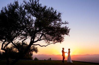 Cami y Nicolás, lo bueno y realmente importante de la vida: ¡el amor!
