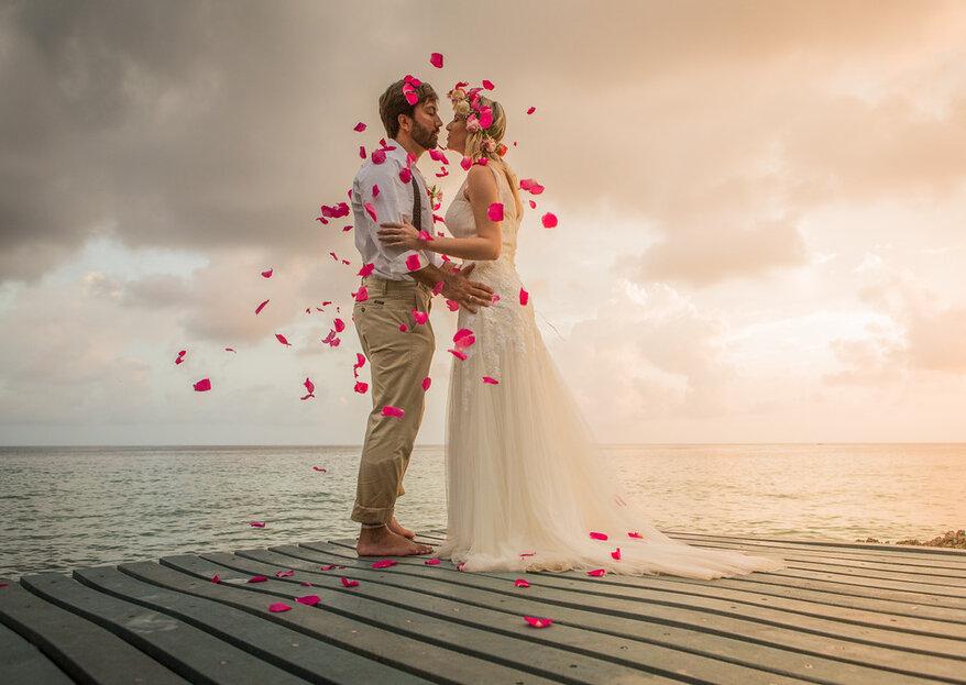 5 consejos para casarse en San Andrés: ¡una isla de ensueño para una Destination Wedding!