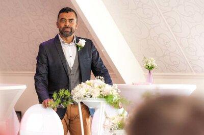 Zankyou stelt voor: Exquisite Gay Weddings!