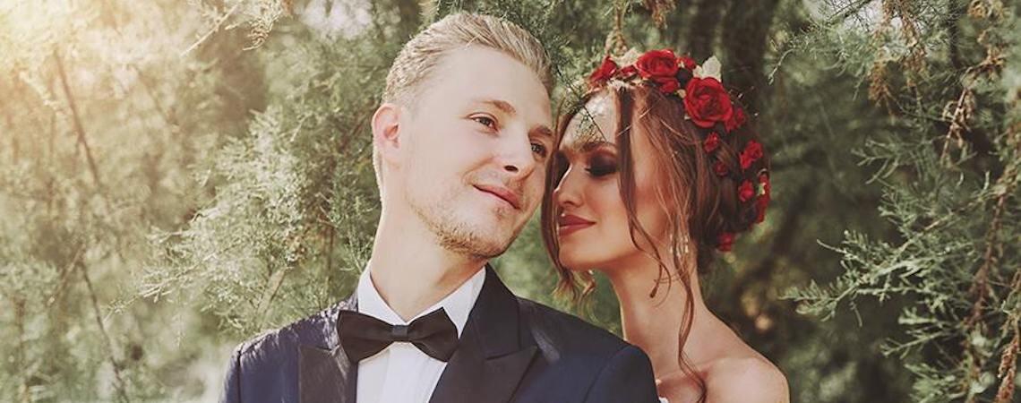 """Il fascino dello sposo """"biondo"""""""