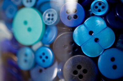 Decora tu boda con botones: Detalles perfectos a la medida de tu gran día
