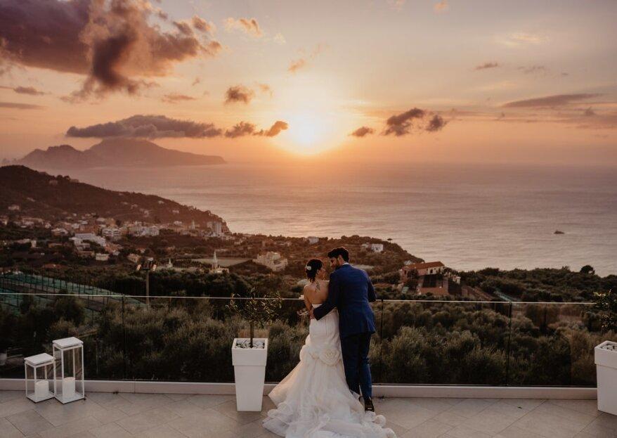 La spontaneità delle vostre nozze nella fotografia di Luca Bottaro!
