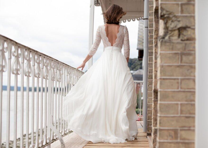 White Lab : le temple de la robe de mariée made in France