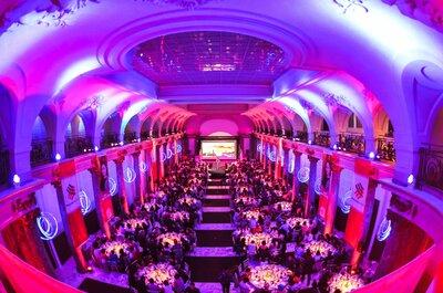 Optez pour le top en matière d'animation musicale : réception de mariage festive et élégante garantie