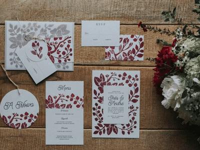 Convites de Casamento em Lisboa: 11 das melhores empresas para personalizar o seu!