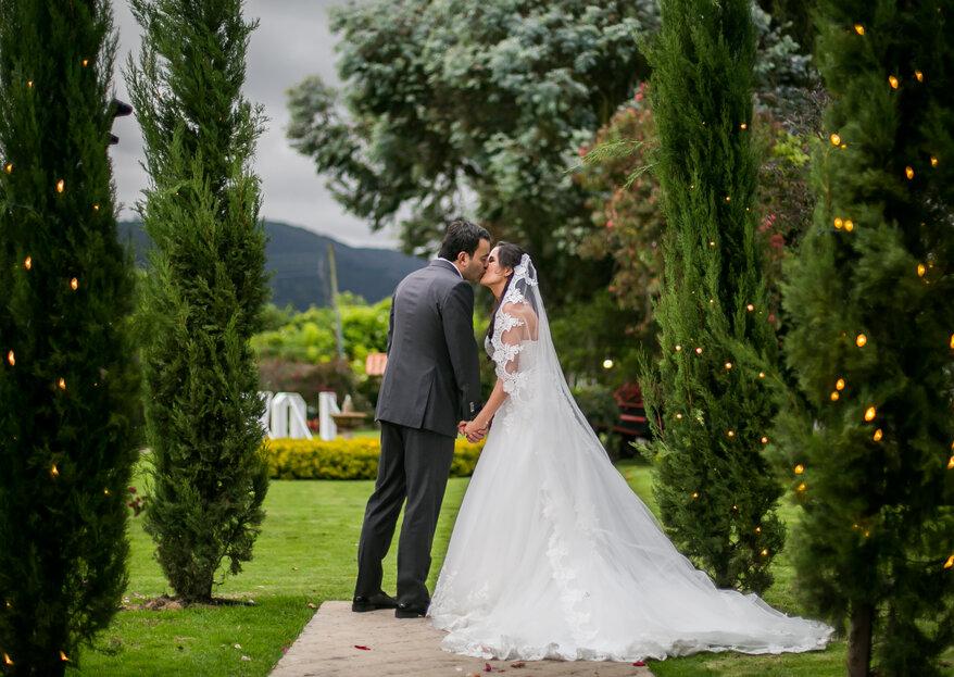 Los ambientes de ensueño de El Jardín Secreto para tu boda