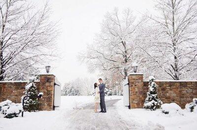 5 destinos perfectos para una luna de miel en la nieve