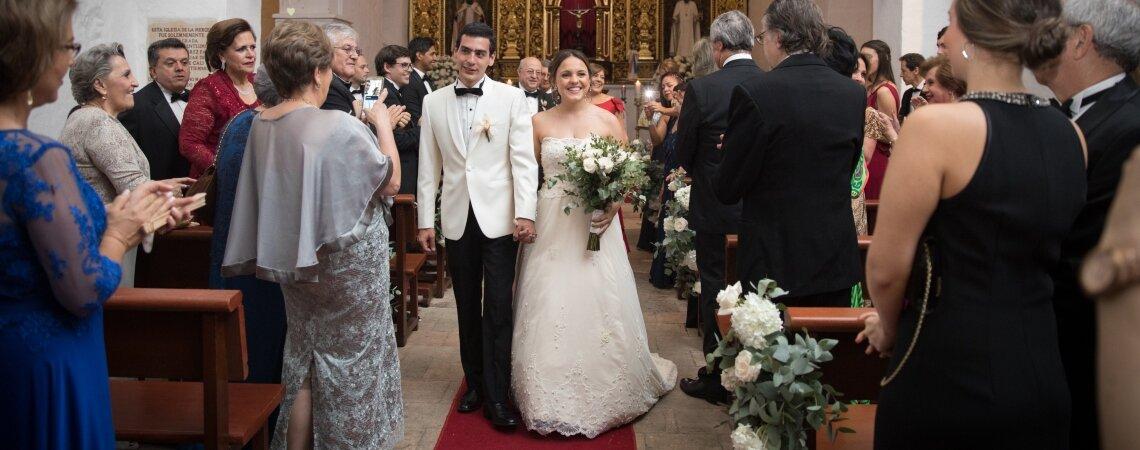 La boda de Ana y Camilo: ¡El inicio perfecto de una vida juntos!