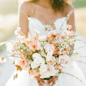 Los más bonitos ramos de novia silvestres. ¡Te encantarán cada una de estas propuestas!