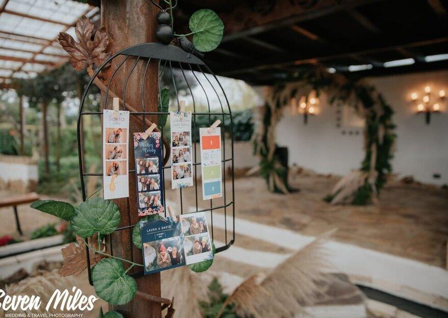 Fotos divertidas, buenos recuerdos de boda: ¡conoce a Solar Photo Booth!