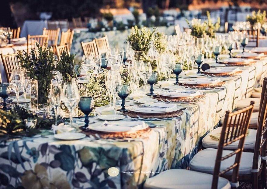 Guadalquivir Catering, una muestra de la esencia sevillana en el banquete de tu boda