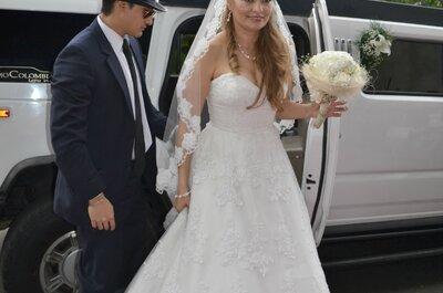 Una de las bodas colectivas más romántica que hayas visto... ¡Y fue en Bogotá!