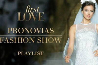 La música de Pronovias, ahora en Spotify