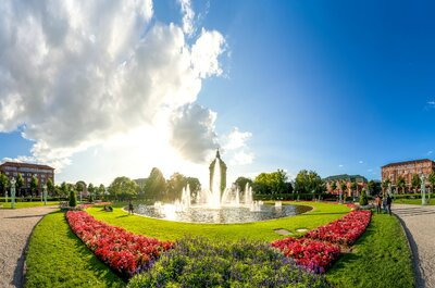 Fabelhafte Hochzeitslocations in Mannheim und Umgebung gesucht? Wir haben die Geheimtipps für Sie!