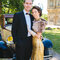 Bruiloft stijl Great Gatsby.