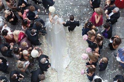 Über den Wolken – Drohnenflug als echtes Highlight für das Hochzeitsalbum