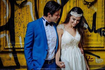 ¿Cómo parecer más alta el día de tu boda? ¡Consejos que no debes dejar escapar!