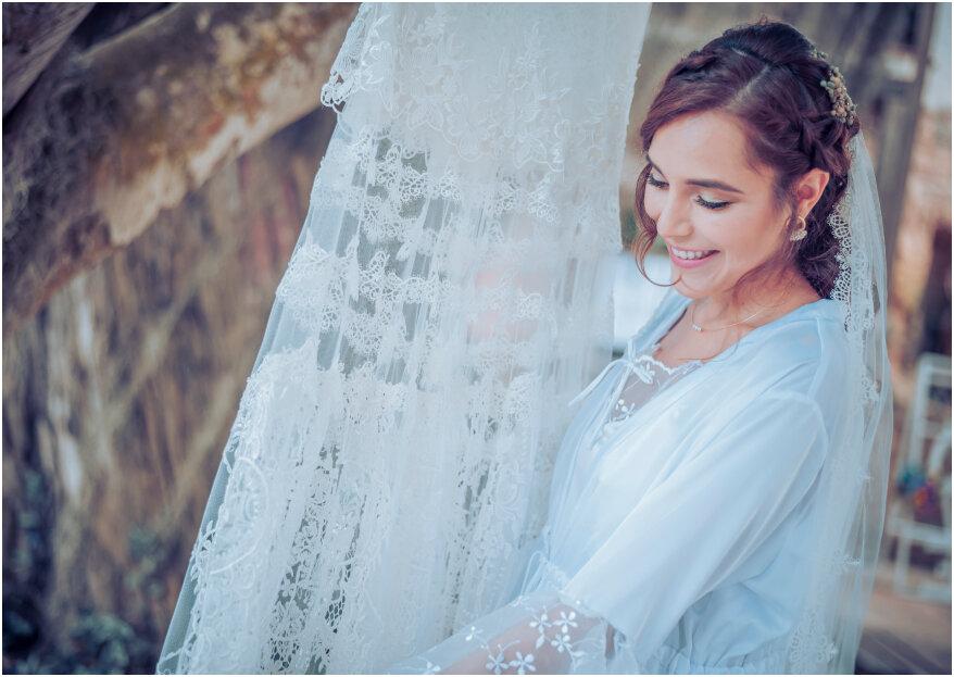 Estos son los 7 secretos que debes guardar hasta el día de la boda