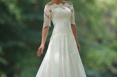 Catherine Varnier 2016 : Des robes de mariée aux lignes épurées pour être rayonnante le Jour J !