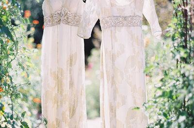 Real Wedding version nature et champêtre