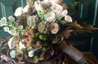 Los ramos de novia más lindos para que luzcas este invierno