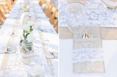 Koronkowe wesele - Pozytywne Inspiracje