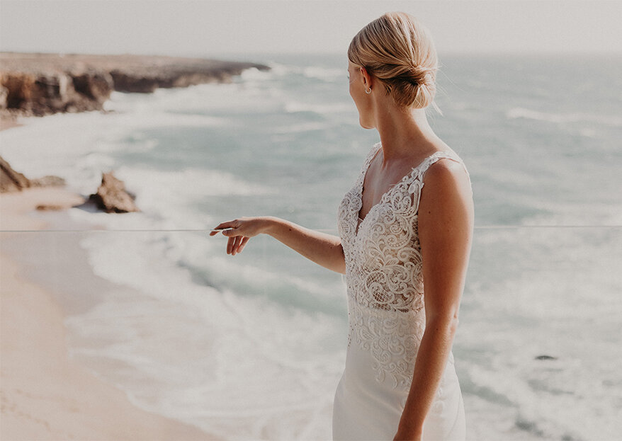 Os diferentes cortes e modelos de vestidos de noiva
