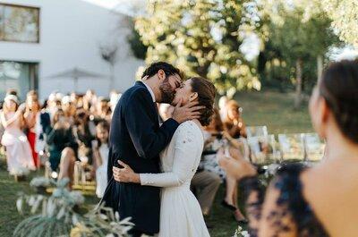 Casamento no campo de Talitha & Pedro: ao ar livre em Alentejo, Portugal