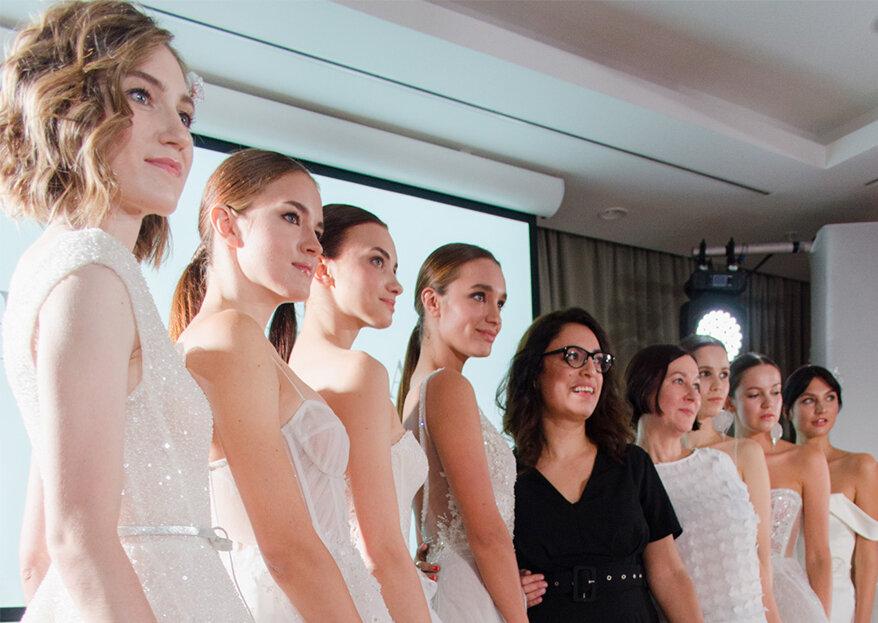 Trunk Show от Helena Kolan: оригинальный формат поиска идеального свадебного платья