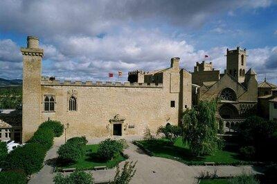 Los 10 mejores lugares para bodas en Navarra