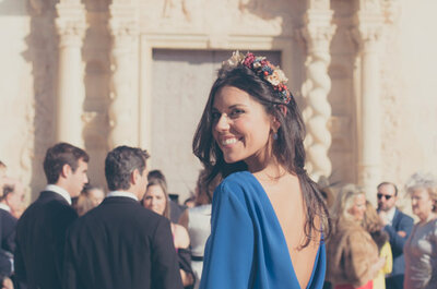 Discover the 2016 trends on how to be the best dressed guest at a wedding