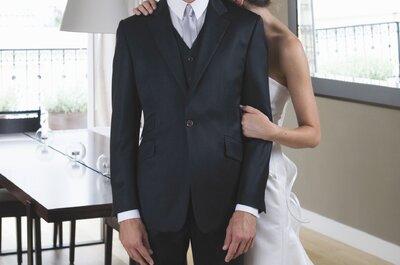 Samson dépoussière l'image du tailleur pour vous offrir un costume de mariage sur mesure et tendance