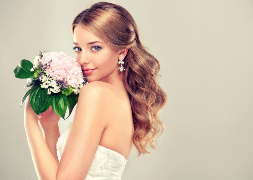 ¿Cuáles son los beneficios del peeling capilar? ¡Luce un cabello radiante en tu matrimonio!