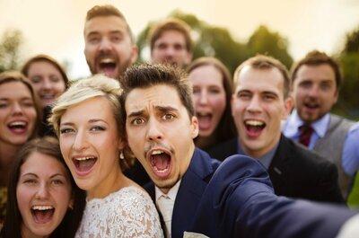 Facebook, Twitter und Co.: Wie viel Social Media verträgt Ihre Hochzeit?