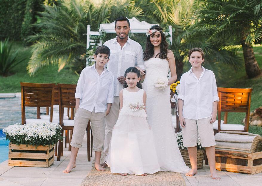 Pousada Bucaneiro: um cenário paradisíaco para os noivos que sonham em casar perto na praia