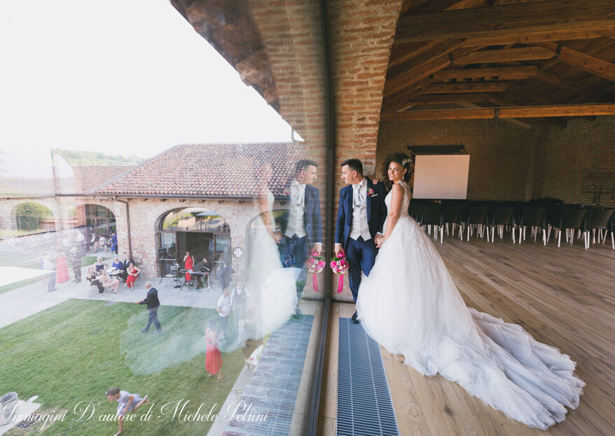Cascina Ranverso: la location più elegante per il tuo matrimonio