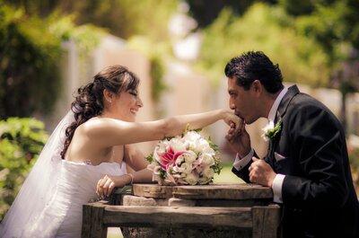 Claudia y Aldo: Cuando el destino es el mejor aliado para unir un amor