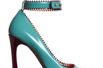 Calzado para invitadas 2013: tendencias en colores fluorescentes