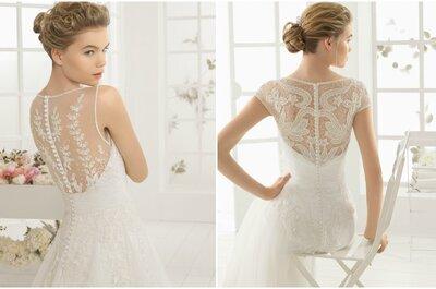 Już są! Zobacz nowe propozycje sukni ślubnych Aire Barcelona 2016!