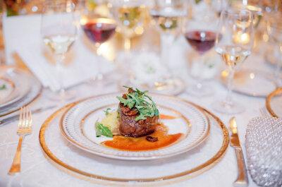 Cómo elegir un banquete con mucha personalidad para tu boda: Tips de los expertos