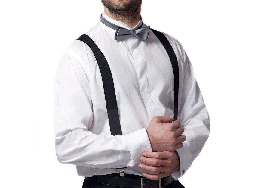 Encuentra el traje de novio perfecto en La Casa Blanca Novios