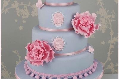 Doce inspiração para seu bolo de casamento - São Paulo Sugarcraft Show 2013