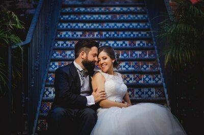 Tu boda en imágenes: ¡Enmárcala con el escenario ideal!